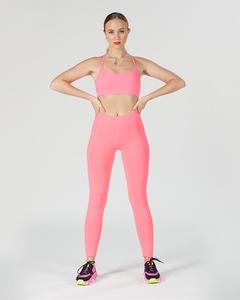 Svea Sport Tights Neon Pink