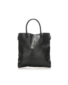 Givenchy Leather Tote Bag Black