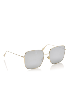 Dior Square Tinted Sunglasses Gray