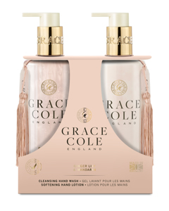 Grace Cole Ginger Lily & Mandarin Hand Care Duo Set