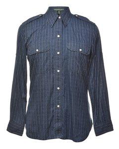 1990s Ralph Lauren Striped Shirt
