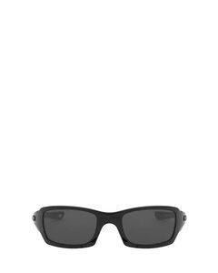 Oo9238 Polished Black Solglasögon
