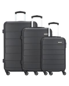 Kairo 4-Rollen Kofferset 3tlg.