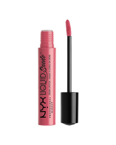Nyx Prof. Makeup Liquid Suede Cream Lipstick - Tea & Cookies