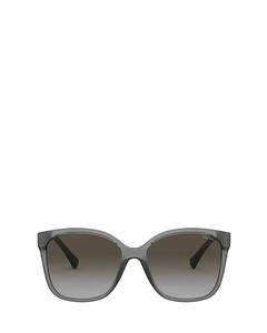 RA5268 shiny transparent grey Sonnenbrillen