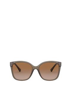 RA5268 shiny transparent brown Sonnenbrillen