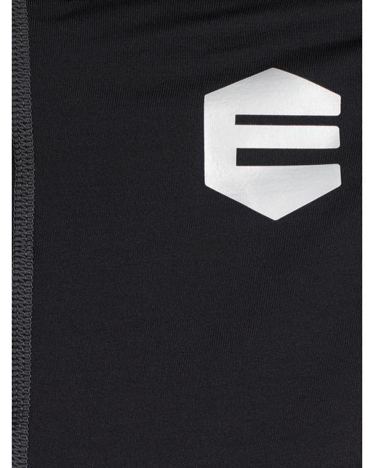 Endurance Crockett M Compression Long Tights Black