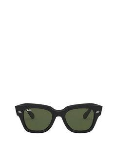 Rb2186 Black Zonnenbrillen