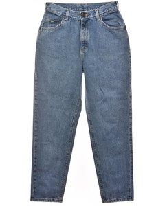 1990s Medium Tvätta Lee Jeans
