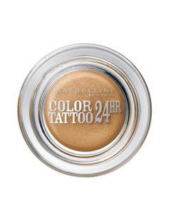 Maybelline Color Tattoo 24h Cream Eyeshadow - Eternal Gold