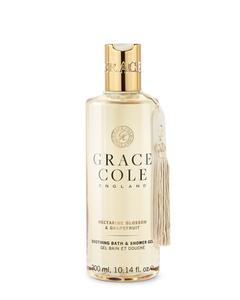 Grace Cole Nectarine Blossom & Grapefruit Bath & Shower Gel 300ml