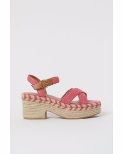 Platform Sandals Pink