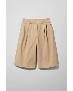Nori Chinos Shorts