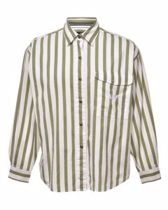 1990s Dockers Striped Shirt