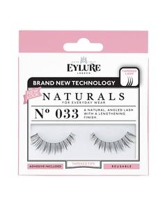 Eylure Lashes 033 Naturals