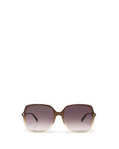Gg0544s Brown Solglasögon