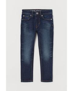 Superstretch Skinny Fit Jeans Mörk Denimblå