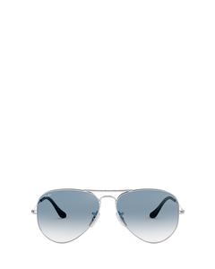 RB3025 silver Sonnenbrillen