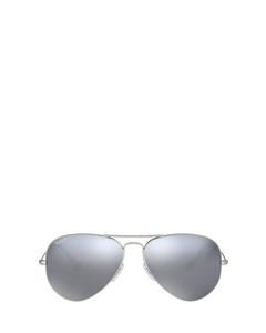 RB3025 matte silver Sonnenbrillen