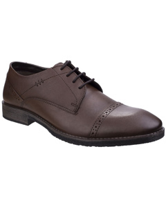 Hush Puppies Mens Craig Luganda Oxford Shoes