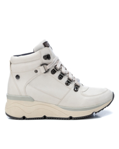 Pu Ladies Ankle Boots  Ice