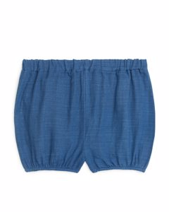 Natural Dye Baby Bloomers Dark Blue