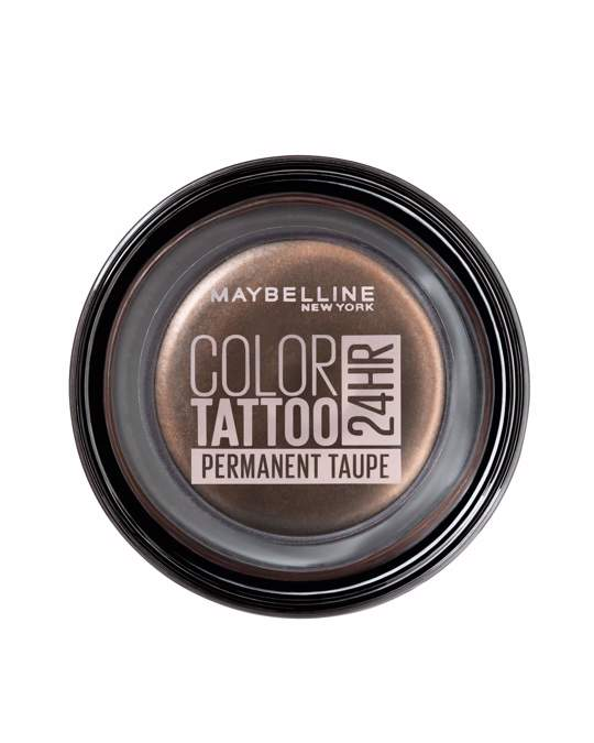 Maybelline Maybelline Color Tattoo 24h Cream Eyeshadow - Permanent Taupe
