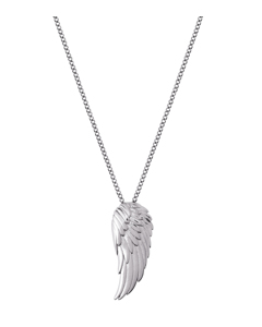 Angel Necklace Small Steel