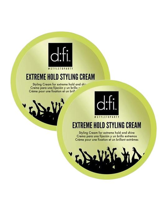 D:fi 2-pack D:fi Extreme Cream Large 150g