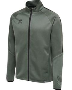 Zip Jacket With Chevrons