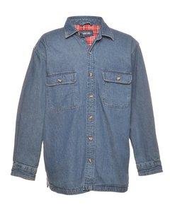 2000s Cherokee Denim Shirt