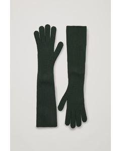 Cl M K Faretta Gloves Green
