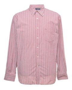 2000s Dockers Striped Shirt