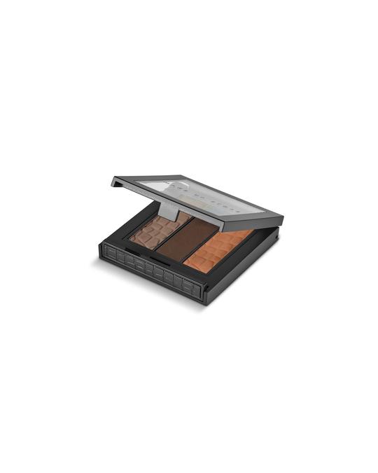 Make Up Store Premium Tri Brow Brunette Brow Brunette