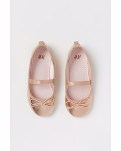 Ballerina's Roségoudkleurig