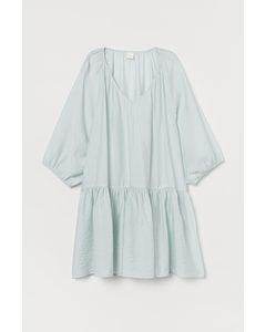 Luftiges Kleid Helltürkis