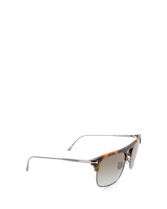 TOM FORD Ft0830 Blonde Havana Sunglasses