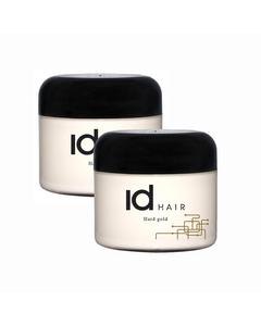 2-pack Id Hair Hard Gold Wax 100ml