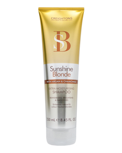 Creightons Sunshine Blonde Shampoo 250ml
