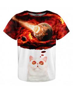 Mr. Gugu & Miss Go Cat Apocalypse Kids T-shirt
