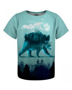 Mr. Gugu & Miss Go Bear In Mind Kids T-shirt