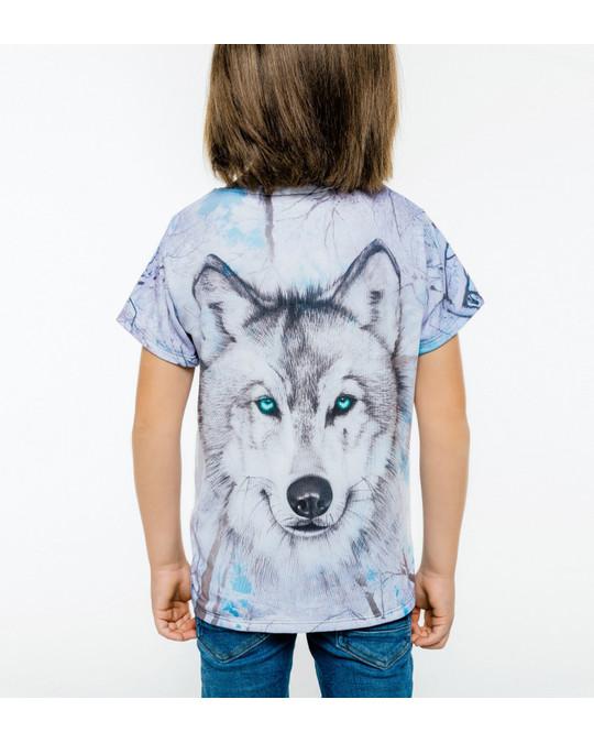 Mr. Gugu & Miss Go Mr. Gugu & Miss Go Wolves Kids T-shirt