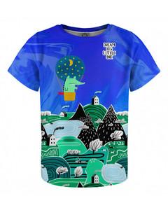 Mr. Gugu & Miss Go Dream Big Kids T-shirt