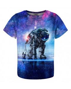 Mr. Gugu & Miss Go Cosmonaut Kids T-shirt