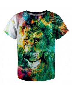 Mr. Gugu & Miss Go King Of Colors Kids T-shirt