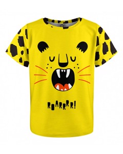 Mr. Gugu & Miss Go Roarrrr Kids T-shirt