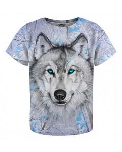 Mr. Gugu & Miss Go Wolves Kids T-shirt