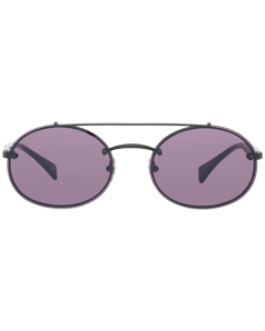 Yohji Yamamoto Mint Unisex Black Sunglasses Ys7002 56002 56-18-137 Mm