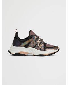 Maximus Sneaker Purple metallic