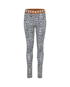 Snake Leggings Grey Snake